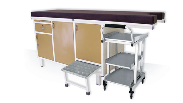 Hospital Furniture - Examination Couch, Gynecology Couch, Medical Couches